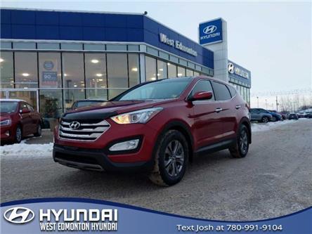 2013 Hyundai Santa Fe Sport  (Stk: 3287A) in Edmonton - Image 1 of 25