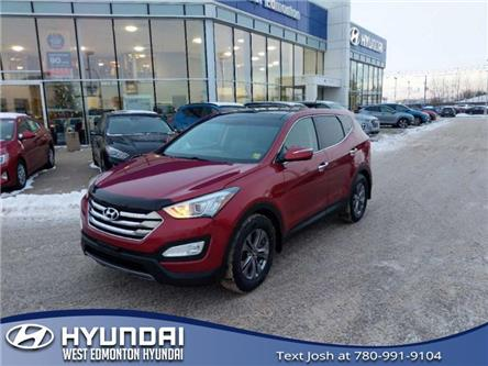 2013 Hyundai Santa Fe Sport  (Stk: 3287A) in Edmonton - Image 2 of 25