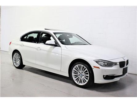 2015 BMW 320i xDrive (Stk: A548100) in Vaughan - Image 1 of 30