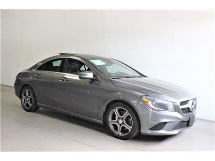 2014 Mercedes-Benz CLA-Class Base (Stk: A073084) in Vaughan - Image 1 of 30