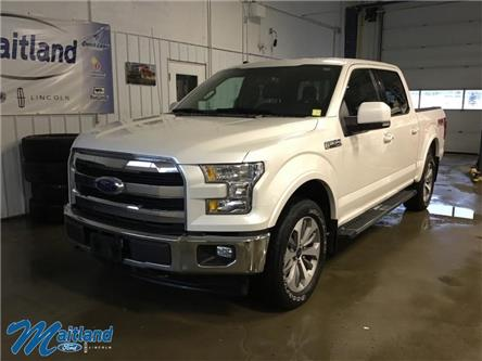 2017 Ford F-150 Lariat (Stk: 94087) in Sault Ste. Marie - Image 1 of 30