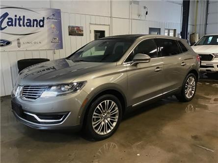 2017 Lincoln MKX Reserve (Stk: 94095) in Sault Ste. Marie - Image 2 of 30