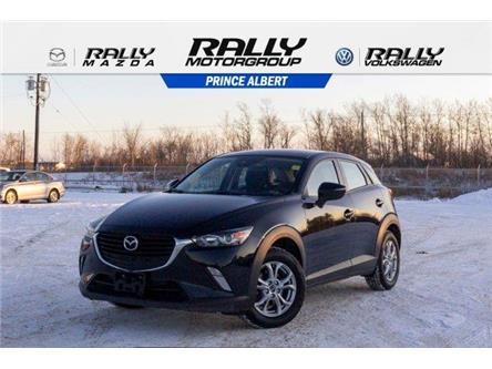 2018 Mazda CX-3 GS (Stk: V1117) in Prince Albert - Image 1 of 11