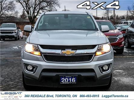 2016 Chevrolet Colorado LT (Stk: 150587A) in Etobicoke - Image 2 of 27