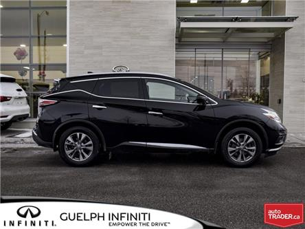 2017 Nissan Murano SL (Stk: I6961A) in Guelph - Image 2 of 20