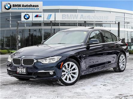 2016 BMW 328d xDrive (Stk: P9234) in Thornhill - Image 1 of 32