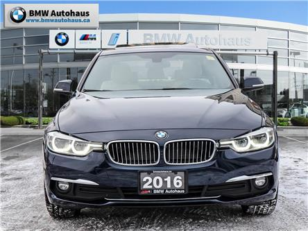 2016 BMW 328d xDrive (Stk: P9234) in Thornhill - Image 2 of 32