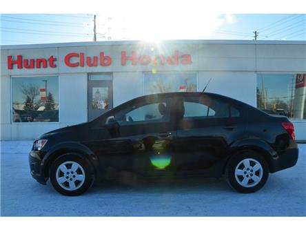 2012 Chevrolet Sonic LS (Stk: 7419A) in Gloucester - Image 1 of 18
