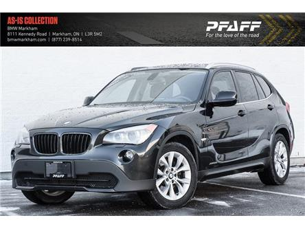 2012 BMW X1 xDrive28i (Stk: D12669A) in Markham - Image 1 of 15