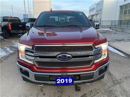 2019 Ford F-150 King Ranch (Stk: S0061A) in St. Thomas - Image 2 of 30