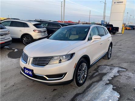 2016 Lincoln MKX Reserve (Stk: S0073A) in St. Thomas - Image 2 of 29