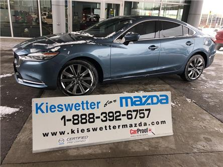 2019 Mazda MAZDA6 Signature (Stk: 36194) in Kitchener - Image 1 of 30