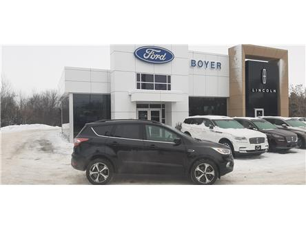 2017 Ford Escape SE (Stk: P0493A) in Bobcaygeon - Image 2 of 22