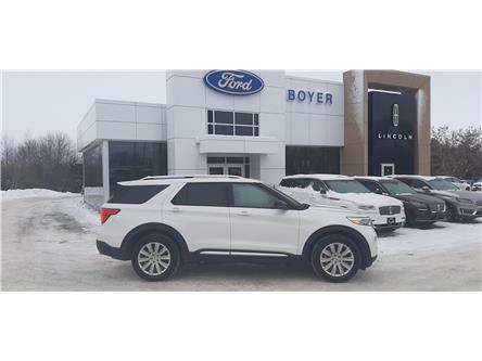 2020 Ford Explorer Limited (Stk: EX2002) in Bobcaygeon - Image 1 of 28