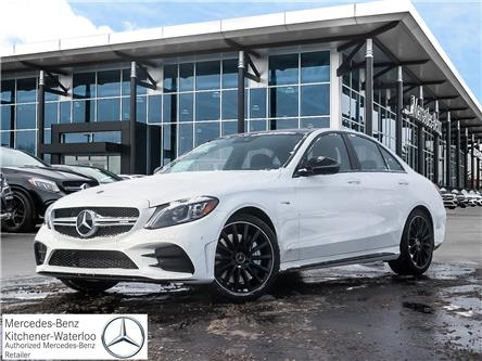 2020 Mercedes-Benz AMG C 43 Base (Stk: 39556) in Kitchener - Image 1 of 17