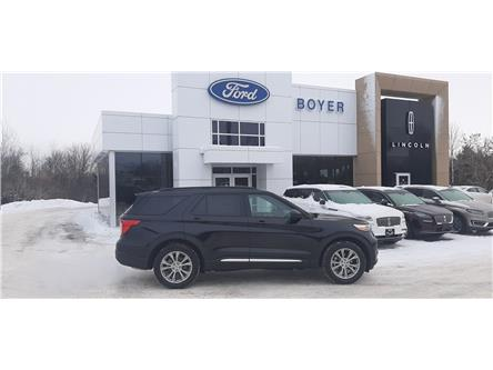 2020 Ford Explorer XLT (Stk: EX2001) in Bobcaygeon - Image 1 of 29