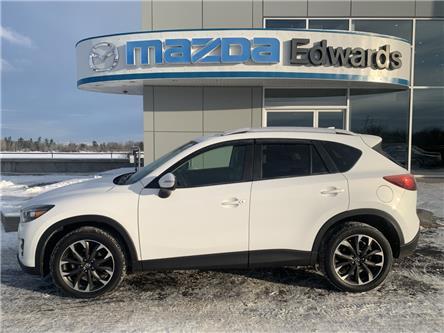 2016 Mazda CX-5 GT (Stk: 22174) in Pembroke - Image 1 of 12