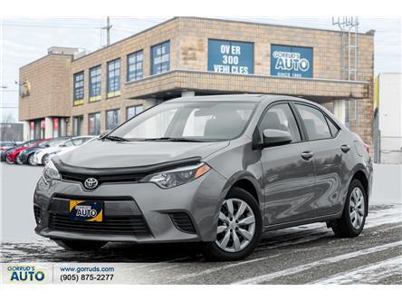 2016 Toyota Corolla LE (Stk: 505824) in Milton - Image 1 of 18