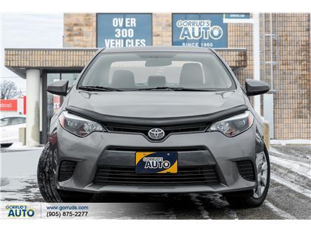 2016 Toyota Corolla LE (Stk: 505824) in Milton - Image 2 of 18
