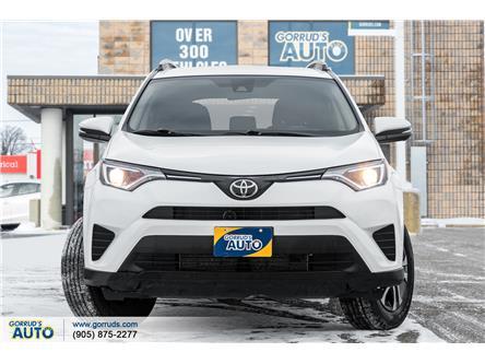 2017 Toyota RAV4 LE (Stk: 551074) in Milton - Image 2 of 16