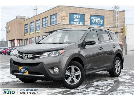2015 Toyota RAV4 XLE (Stk: 394362) in Milton - Image 1 of 19