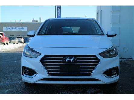2020 Hyundai Accent Ultimate (Stk: 194904) in Markham - Image 2 of 9