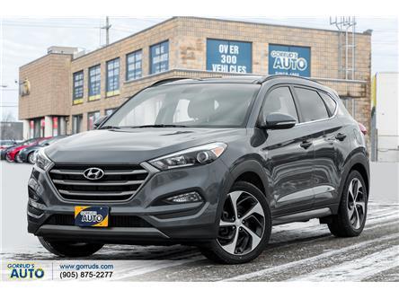 2016 Hyundai Tucson Limited (Stk: 063157) in Milton - Image 1 of 19