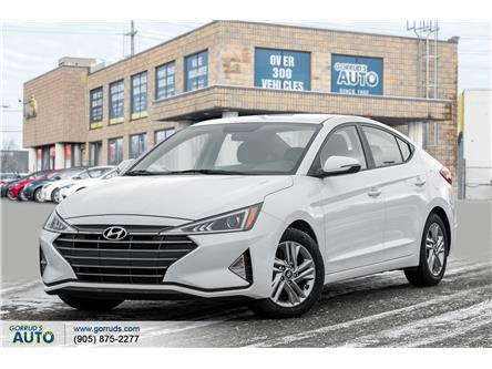 2019 Hyundai Elantra Preferred (Stk: 814843) in Milton - Image 1 of 19