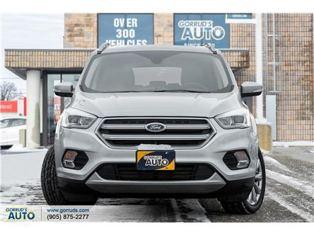 2017 Ford Escape Titanium (Stk: A00880) in Milton - Image 2 of 21
