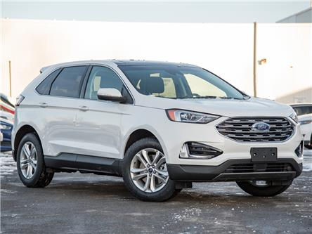 2020 Ford Edge SEL (Stk: 20ED154) in St. Catharines - Image 1 of 25