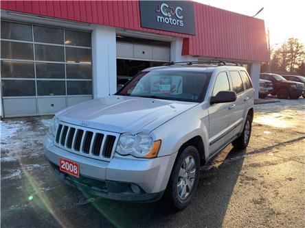 2008 Jeep Grand Cherokee Laredo (Stk: ) in Cobourg - Image 1 of 15