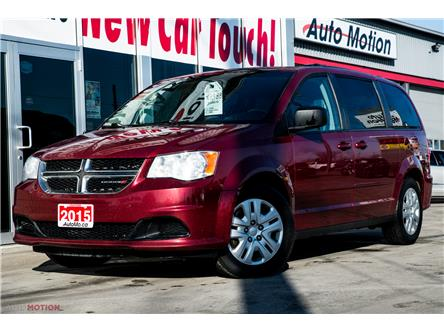 2015 Dodge Grand Caravan SE/SXT (Stk: 191333) in Chatham - Image 1 of 23