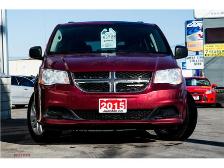2015 Dodge Grand Caravan SE/SXT (Stk: 191333) in Chatham - Image 2 of 23