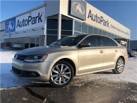 2013 Volkswagen Jetta 2.0 TDI Highline (Stk: 13-75411JB) in Barrie - Image 1 of 27