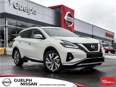 2020 Nissan Murano SL (Stk: N20477) in Guelph - Image 1 of 19
