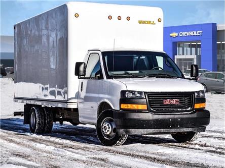 2019 GMC Savana Work Van (Stk: P6412) in Markham - Image 1 of 21