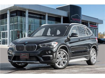 2018 BMW X1 xDrive28i (Stk: 19HMS1394) in Mississauga - Image 1 of 22