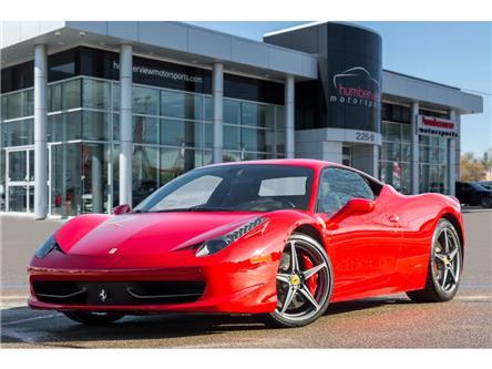 2012 Ferrari 458 Italia Base (Stk: 19HMS1382) in Mississauga - Image 1 of 23