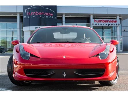 2012 Ferrari 458 Italia Base (Stk: 19HMS1382) in Mississauga - Image 2 of 23