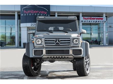 2018 Mercedes-Benz G-Class Base (Stk: 89606) in Mississauga - Image 2 of 29
