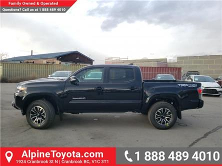 2020 Toyota Tacoma Base (Stk: X220046) in Cranbrook - Image 2 of 27