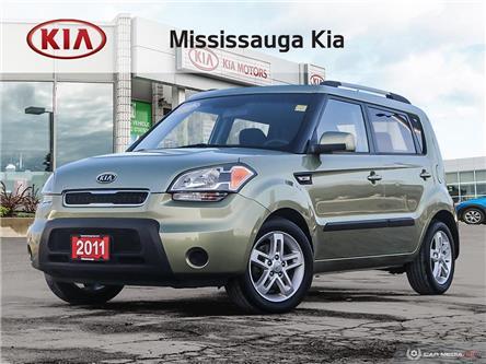 2011 Kia Soul 2.0L 2u (Stk: SL20052DT) in Mississauga - Image 1 of 26