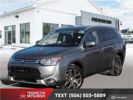 2015 Mitsubishi Outlander GT (Stk: 190032A) in Fredericton - Image 1 of 24