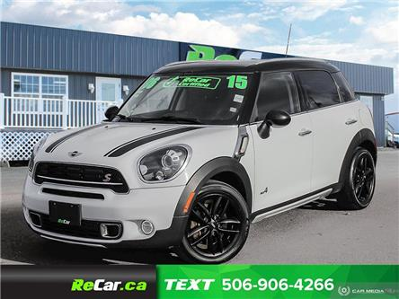 2015 MINI Countryman Cooper S (Stk: 191086C) in Saint John - Image 1 of 24