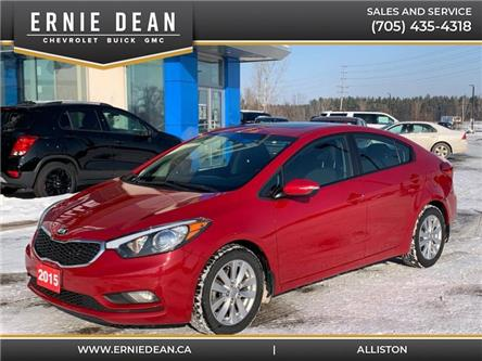 2015 Kia Forte  (Stk: 15096A) in Alliston - Image 1 of 21