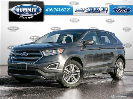 2016 Ford Edge SEL (Stk: P21438) in Toronto - Image 1 of 28