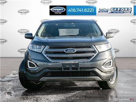 2016 Ford Edge SEL (Stk: P21438) in Toronto - Image 2 of 28