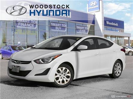 2015 Hyundai Elantra GL (Stk: P1483) in Woodstock - Image 1 of 27