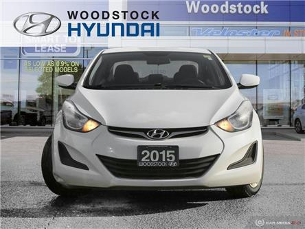 2015 Hyundai Elantra GL (Stk: P1483) in Woodstock - Image 2 of 27