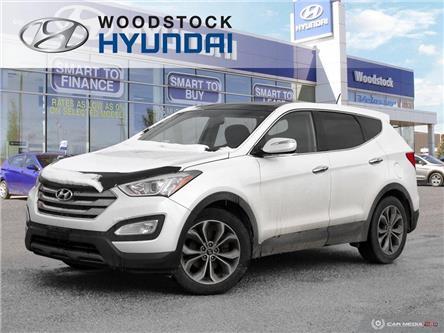 2013 Hyundai Santa Fe Sport 2.0T Limited (Stk: HD18007A) in Woodstock - Image 1 of 27
